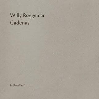het balanseer / uitgave / Willy Roggeman / Cadenas / 2008