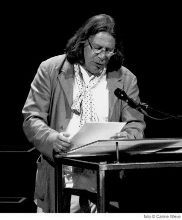 het balanseer / auteur / Harry Vaandrager (foto: Carine Weve)