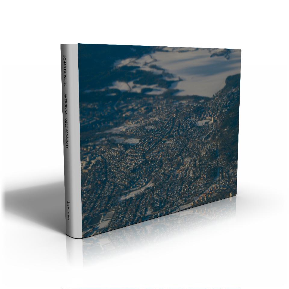 het balanseer / uitgaven / Akerselva / Johan De Wilde / 2012