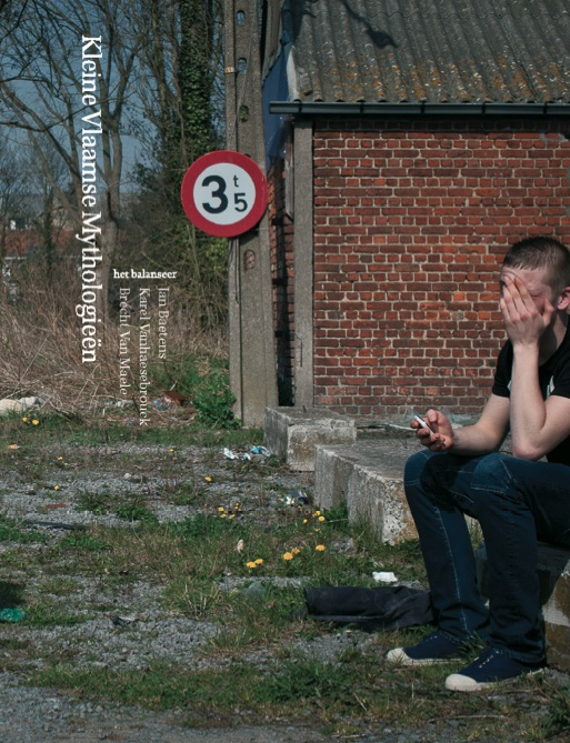 het balanseer / Jan Baetens / auteur
