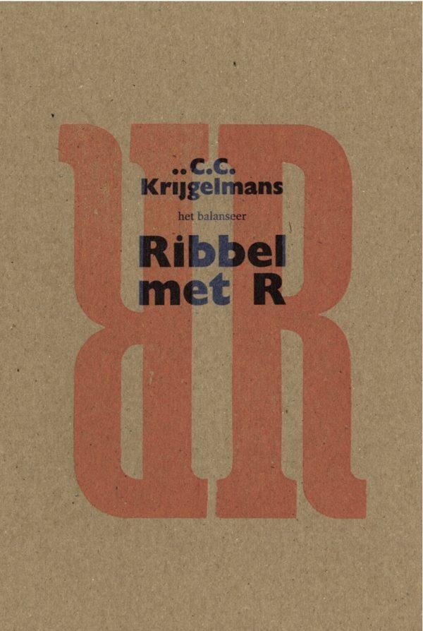 het balanseer / Ribbel met R / C.C. Krijgelmans