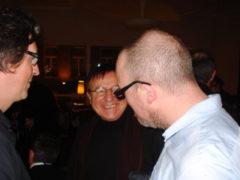 Jürgen Pieters - Presentatie Betoverende Katastrofe & Cadenas in Boekhandel De Zondvloed 11/12/2008