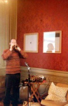 Bart Maris - Presentatie Practicum ten huize van het balanseer 17/01/2010