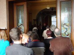 Presentatie Practicum of het steriele schrijven ten huize van het balanseer 17/01/2010