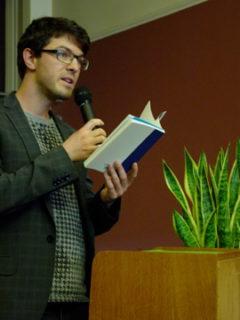 Presentatie De Hunnen in Boekhandel De Zondvloed 3/10/2010