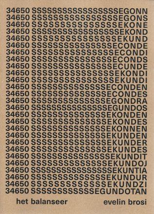 34650 seconds / Evelin Brosi