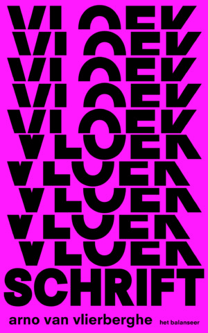 Vloekschrift / Arno Van Vlierberghe